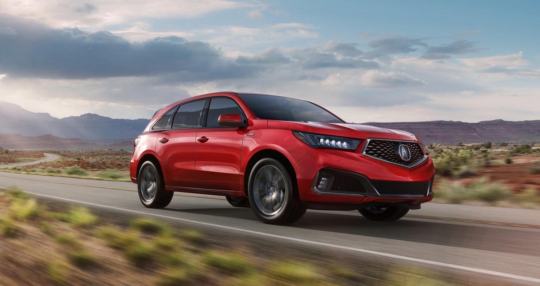 Acura MDX là mẫu xe sang duy nhất lọt vào top 15 của iSeeCars.com