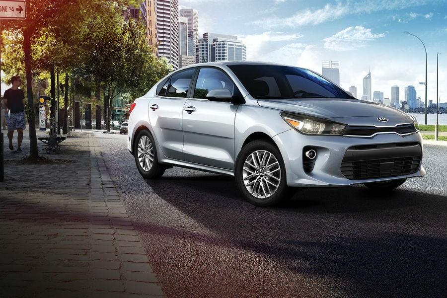 Rio là mẫu xe bán chạy thứ hai của Kia trên toàn cầu trong năm ngoái