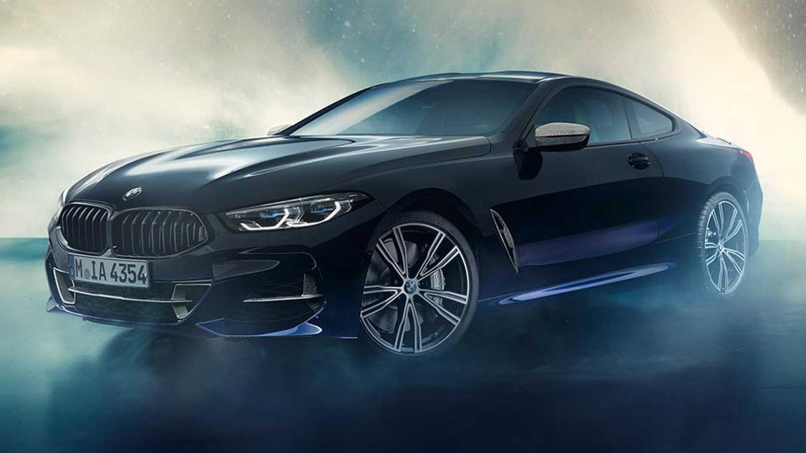 BMW M850i Night Sky ra mắt như xe độc nhất vô nhị
