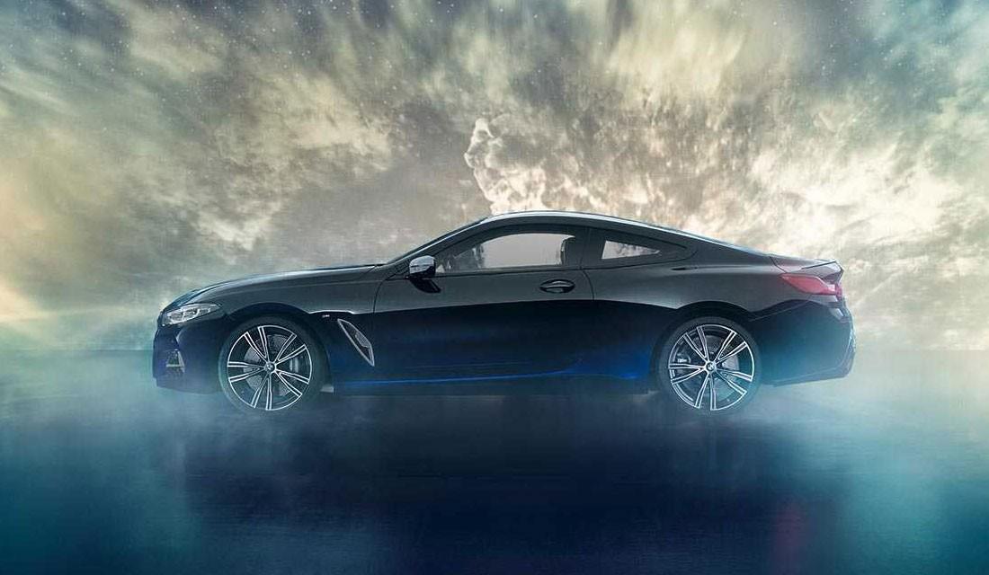 BMW M850i Night Sky dùng động cơ như phiên bản tiêu chuẩn