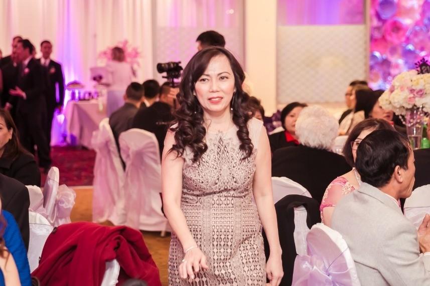 Chân dung bà Annie Nhu Nguyen