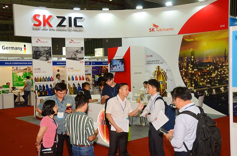 Triển lãm Automechanikia 2019 hứa hẹn sẽ quy tụ nhiều thương hiệu quốc  tế trong lĩnh vực công nghiệp phụ trợ.