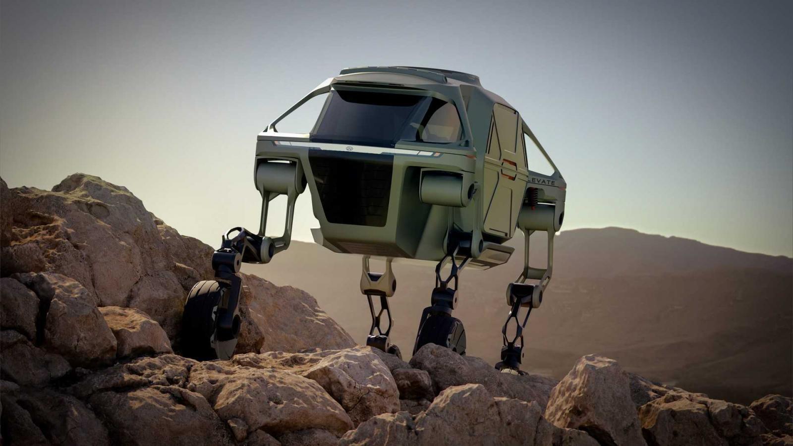Mẫu concept Hyundai Elevate