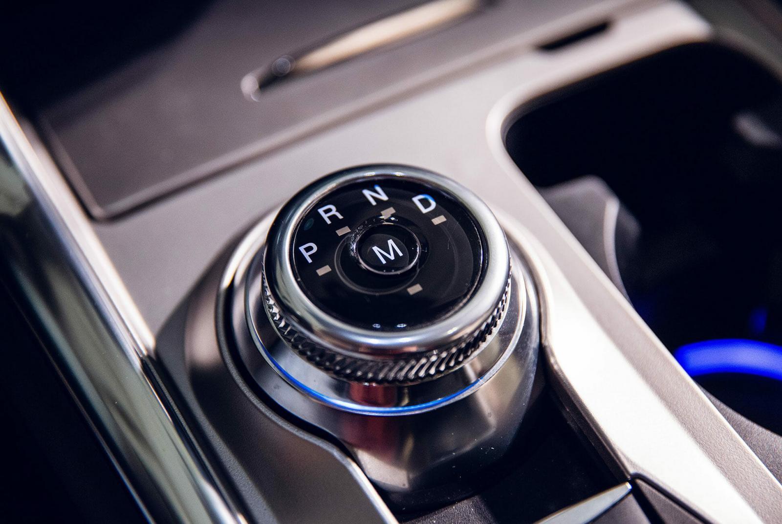 Ford Explorer 2020 được trang bị hộp số tự động 10 cấp mới