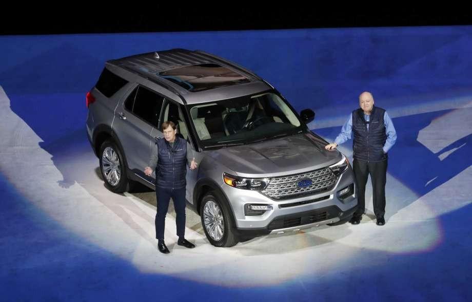 Ford Explorer 2020 chính thức ra mắt tại quê nhà Mỹ
