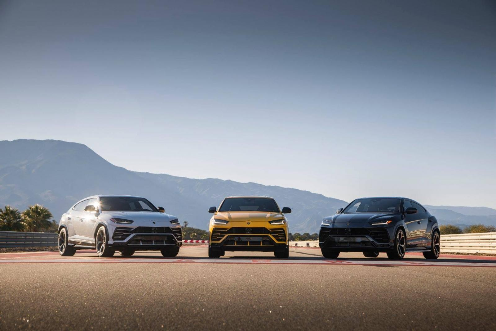 Lamborghini Urus là một yếu tố lớn mang đến năm 2018 cực thành công cho nhà sản xuất siêu xe Ý