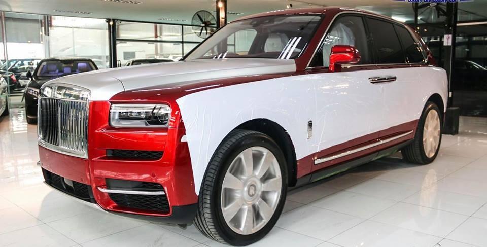 SUV siêu sang Rolls-Royce Cullinan thứ 3 cập bến Campuchia, nhà giàu Việt lại phát thèm
