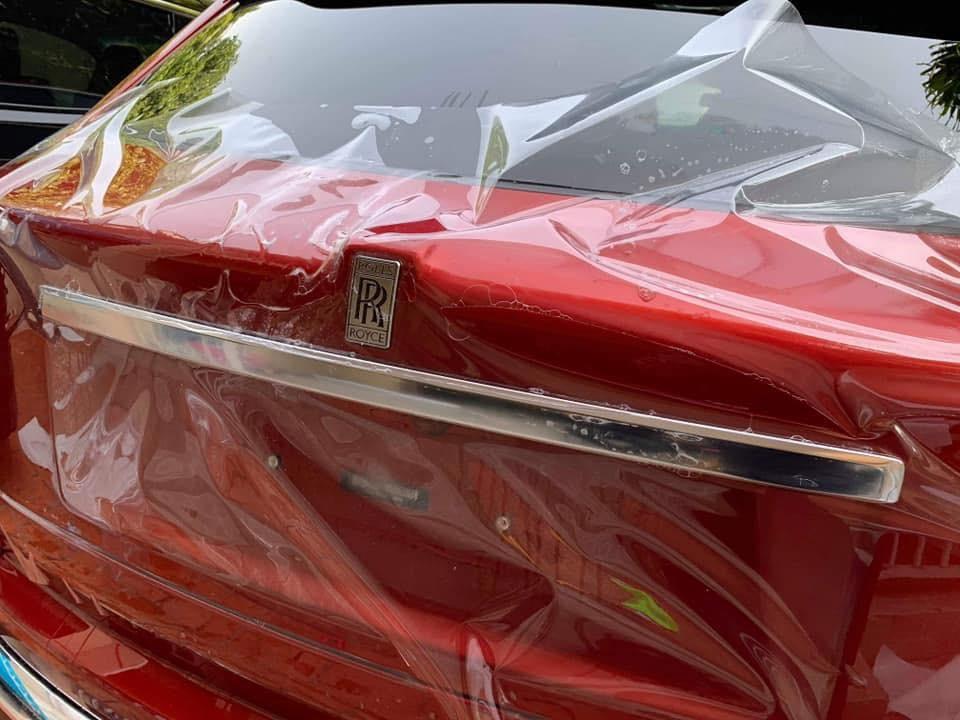 Chiếc SUV siêu sang Rolls-Royce Cullinan thứ 3 tại Campuchia đã được bàn giao cho chủ nhân