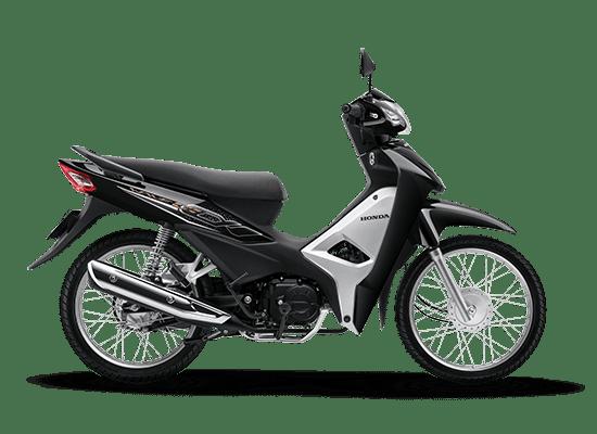 Honda Wave Alpha màu đen