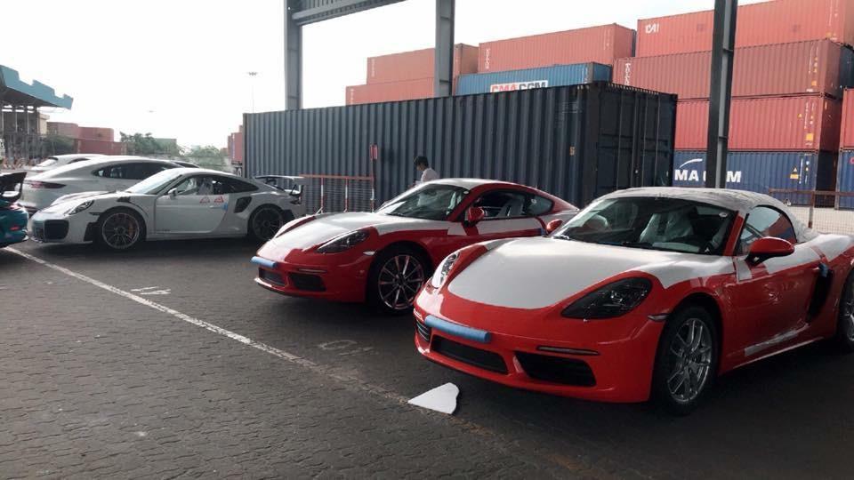 Chiếc siêu xe Porsche 911 GT2 RS thứ 3 tại Việt Nam cũng đã có chủ nhân