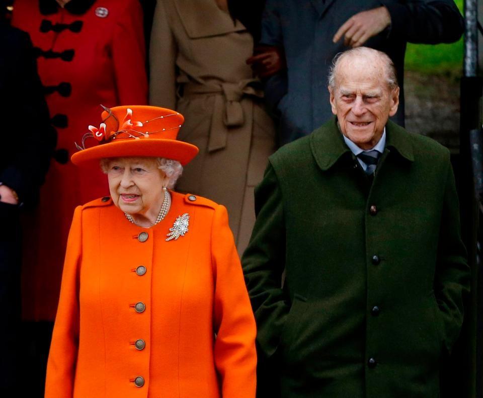 Hoàng tế Philip - phu quân của Nữ hoàng Anh Elizabeth II