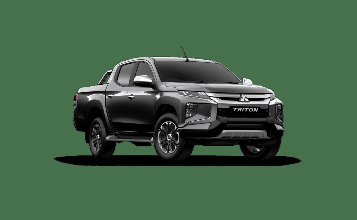 Mitsubishi Triton 2019 màu xám