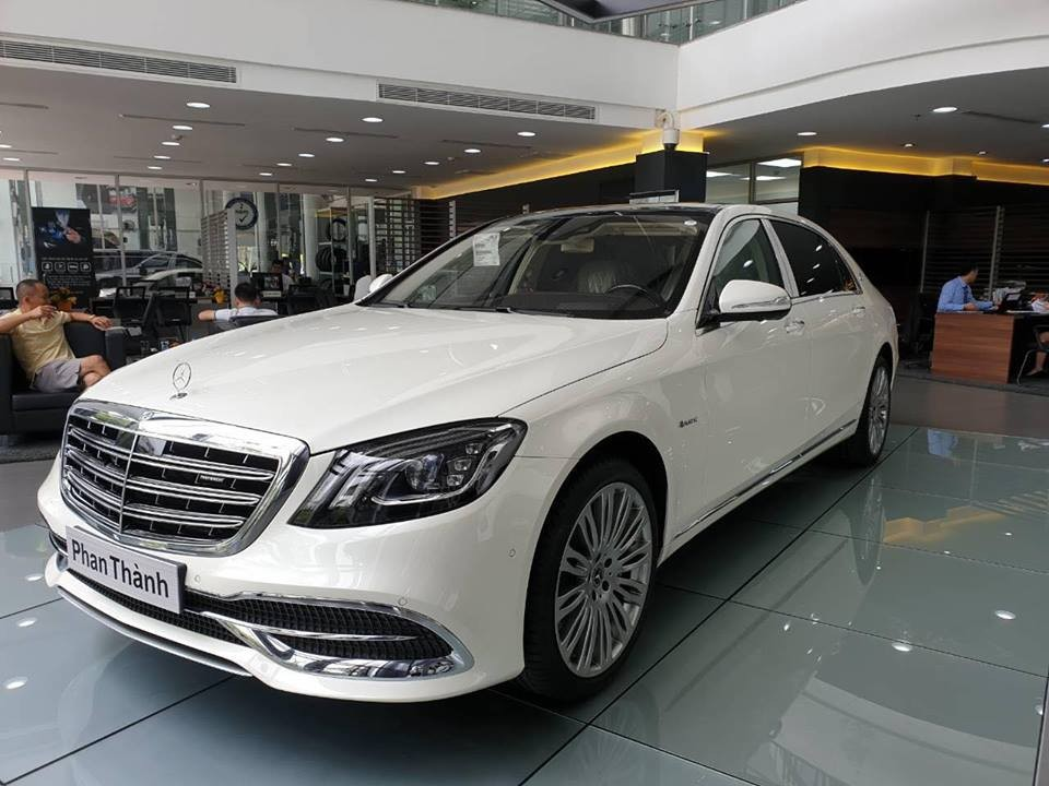 Chiếc xe siêu sang của Phan Thành tậu trong tháng 9/2018