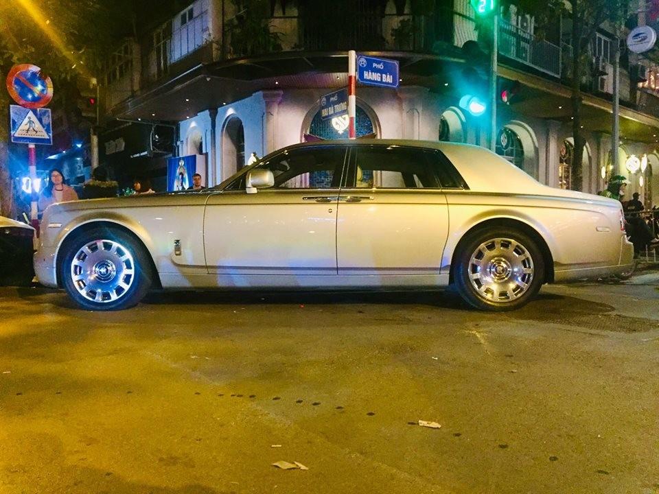 Rolls-Royce Phantom Series II Hadar độc nhất thế giới