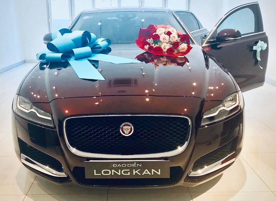 Jaguar XF mà đạo diễn Long Kan chọn mua thuộc thế hệ thứ 2