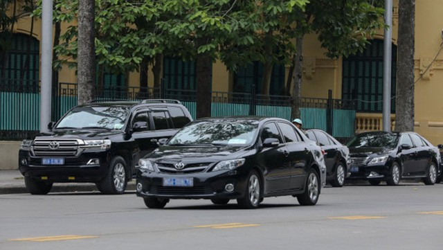 Nghị định quy định tiêu chuẩn giá trị xe công cho các cấp lãnh đạo mới được Chỉnh phủ ban hành sẽ có hiệu lực từ ngày 25/2/2019
