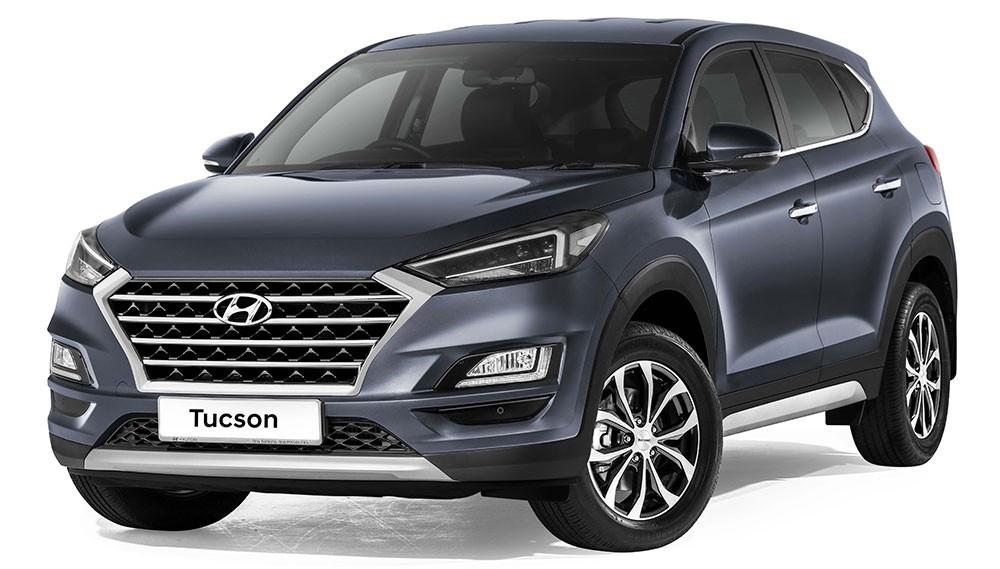 Hyundai Tucson 2019 bản 1.6L Turbo tại Malaysia
