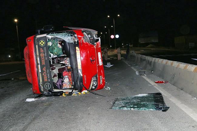 Vụ tai nạn khiến 20 người nhập viện