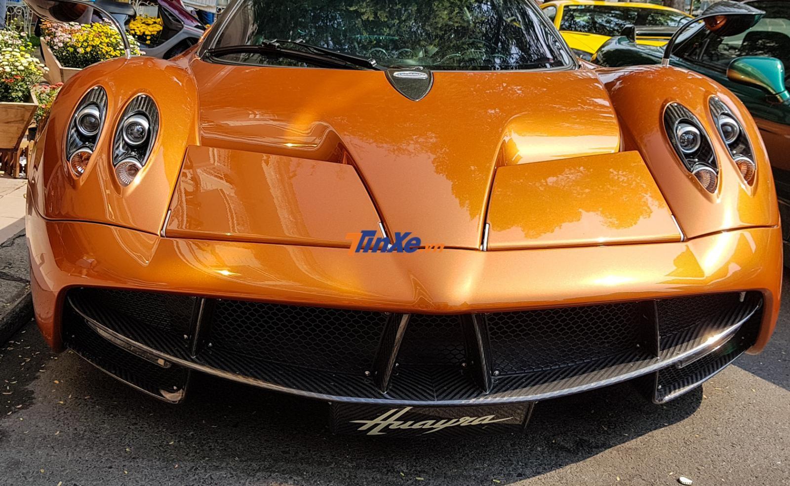 Pagani Huayra Coupe chỉ có 100 chiếc được sản xuất trên thế giới
