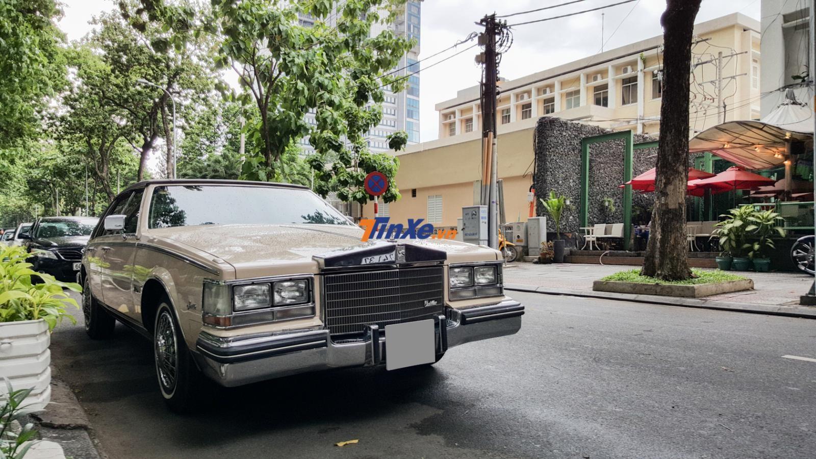 Hàng độc Cadillac Seville tại Sài thành là thuộc thế hệ thứ 2