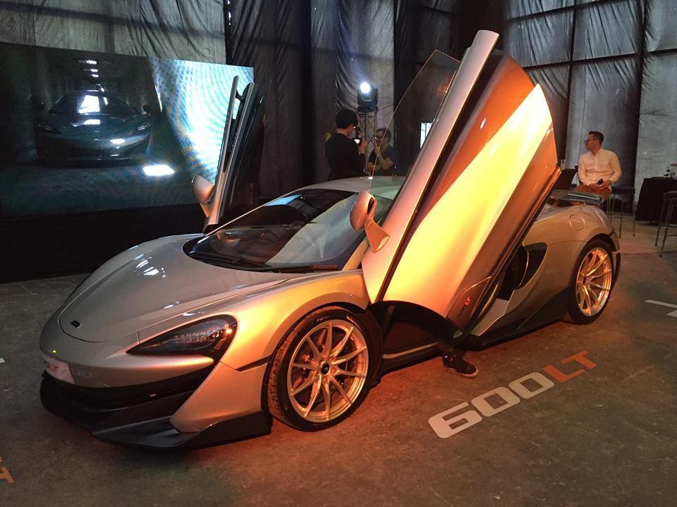 Hiện có 9 đơn đặt hàng McLaren 600LT dành riêng cho các khách hàng ở Malaysia