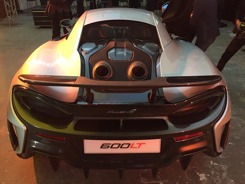 Hiện chưa rõ có đại gia Việt nào để mắt đến siêu xe McLaren 600LT hay chưa