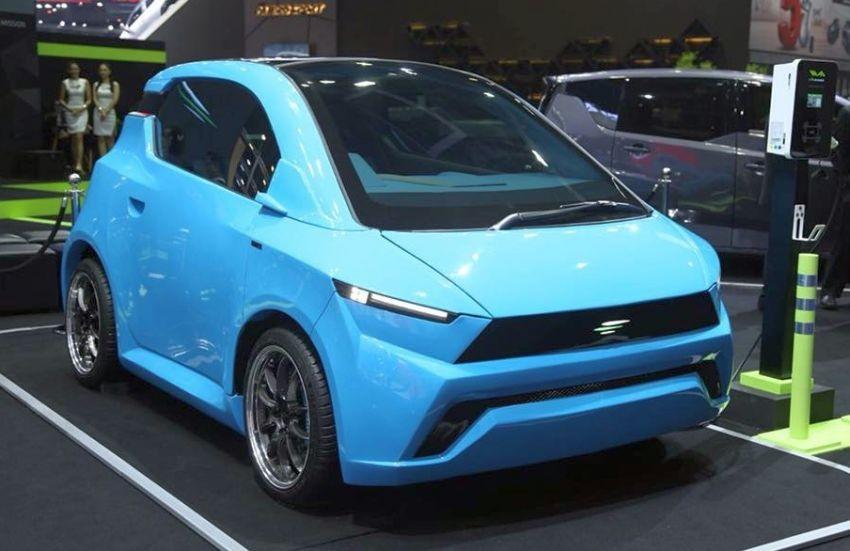 Theo các mẫu concept được giới thiệu năm ngoái tại Bangkok, sẽ có 3 dự án xe điện chính gồm xe thể thao, MPV và xe đô thị