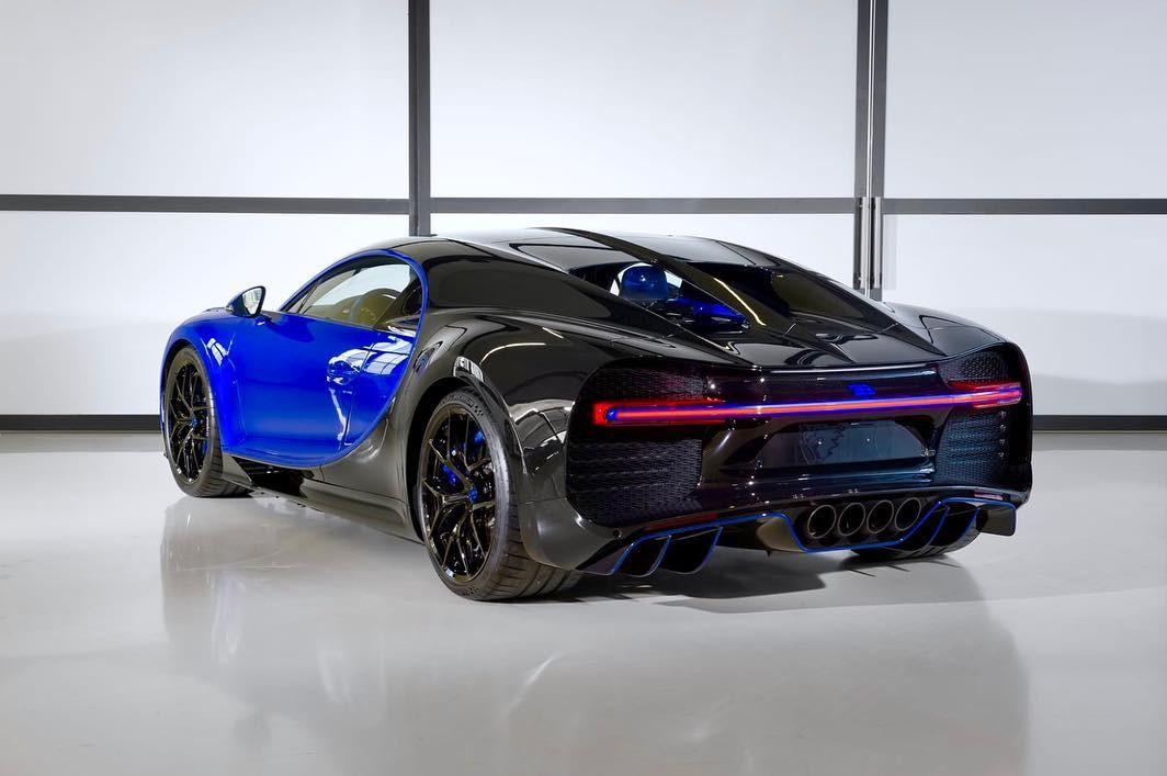 Chiếc Bugatti Chiron Sport này thuộc sở hữu của một đại gia Trung Đông