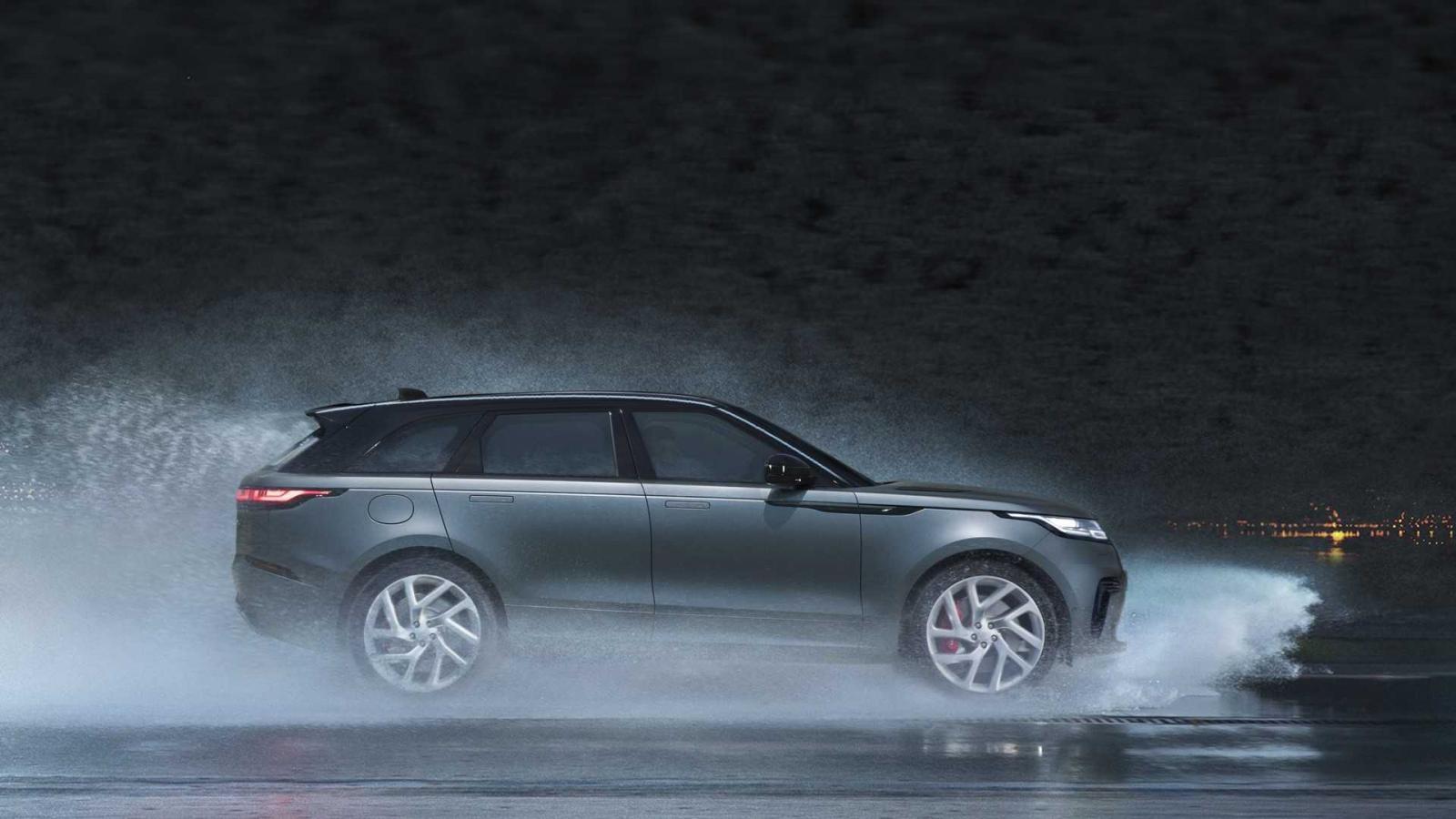 Range Rover Velar SVAutobiography Dynamic Edition dùng vành 21 inch tiêu chuẩn và 22 inch tùy chọn