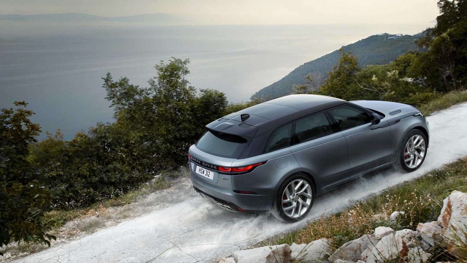 Range Rover Velar SVAutobiography Dynamic Edition được trang bị động cơ V8, siêu nạp, dung tích 5.0 lít