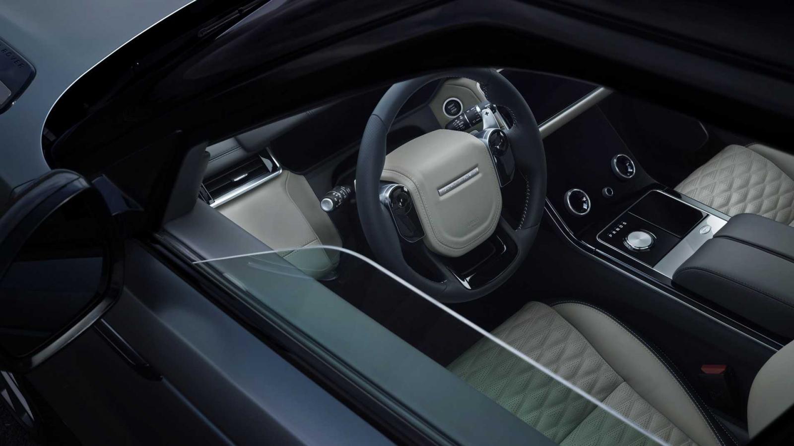 Range Rover Velar SVAutobiography Dynamic Edition chỉ được bán trong 1 năm