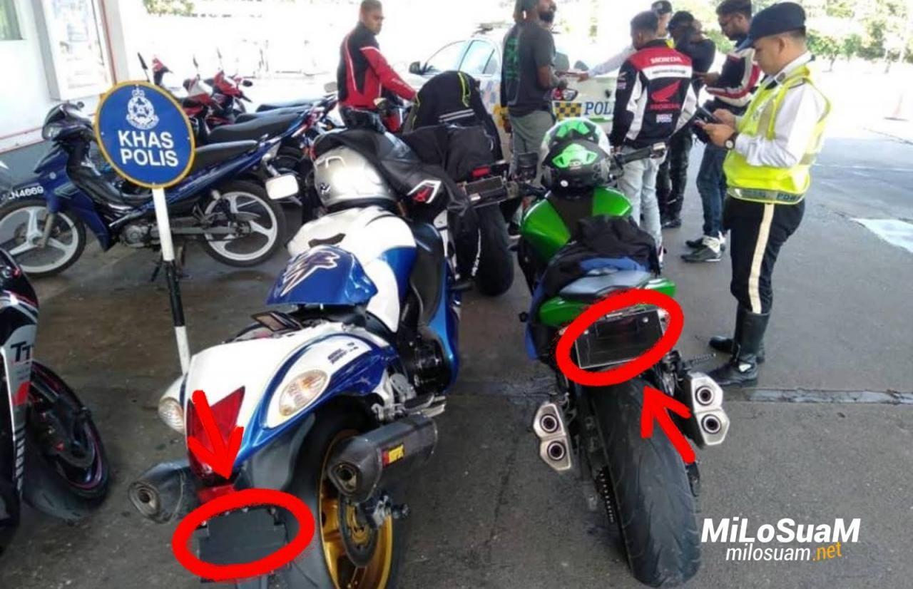 Cảnh sát Singapore bắt giữ một nhóm biker vi phạm