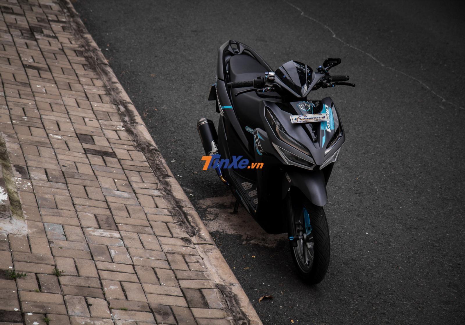 Honda Vario 150 2018 độ tại Sài thành