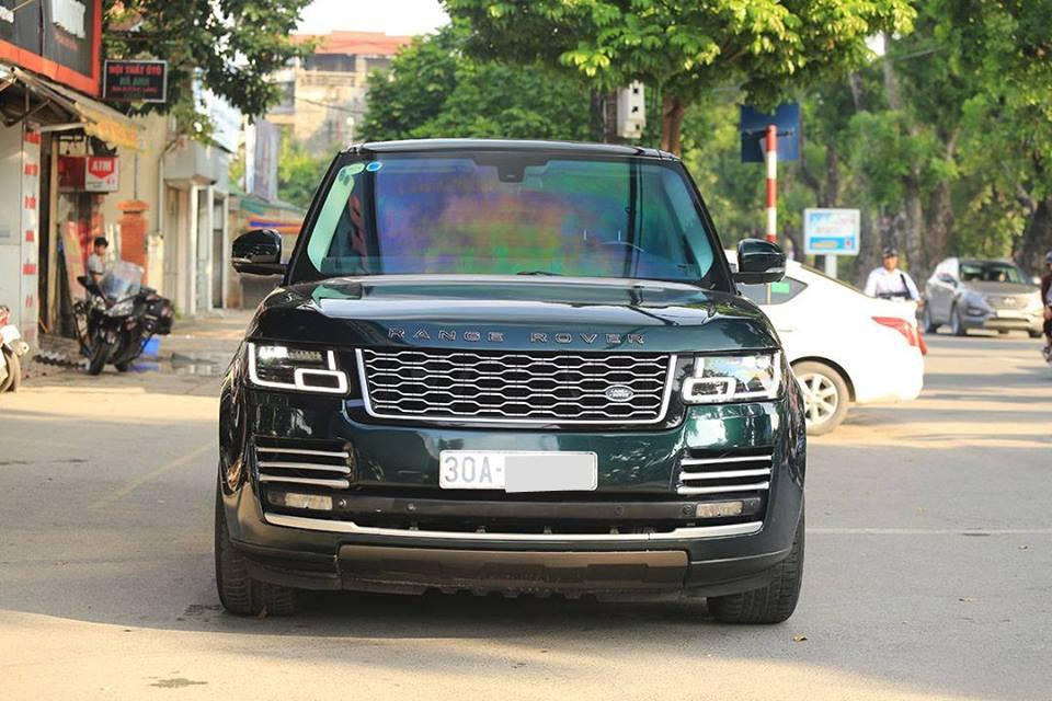 Range Rover HSE lên đời thành phiên bản SVAutobiography