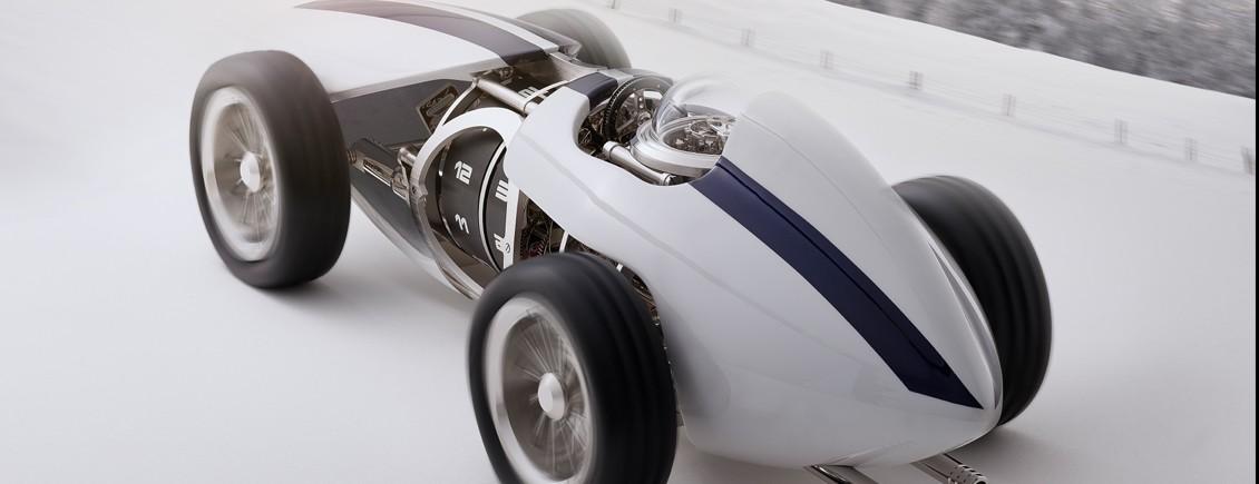 LEpée 1839 Time Fast D8 với thiết kế xe đua độc đáo.