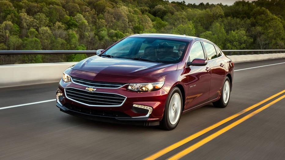 Chevrolet Malibu áp dụng công nghệ hybrid phát triển từ mẫu Chevrolet Volt