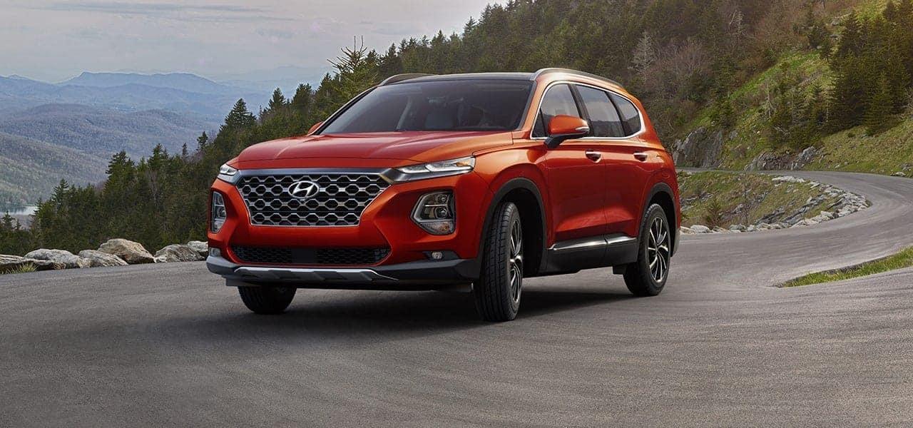 Hyundai Santa Fe 2019 có diện mạo tái thiết kế