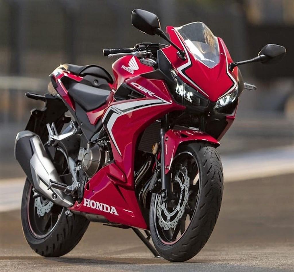 Honda CBR400R 2019