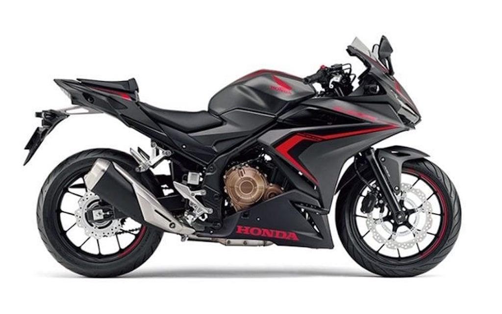 Honda CBR400R 2019 màu Xám