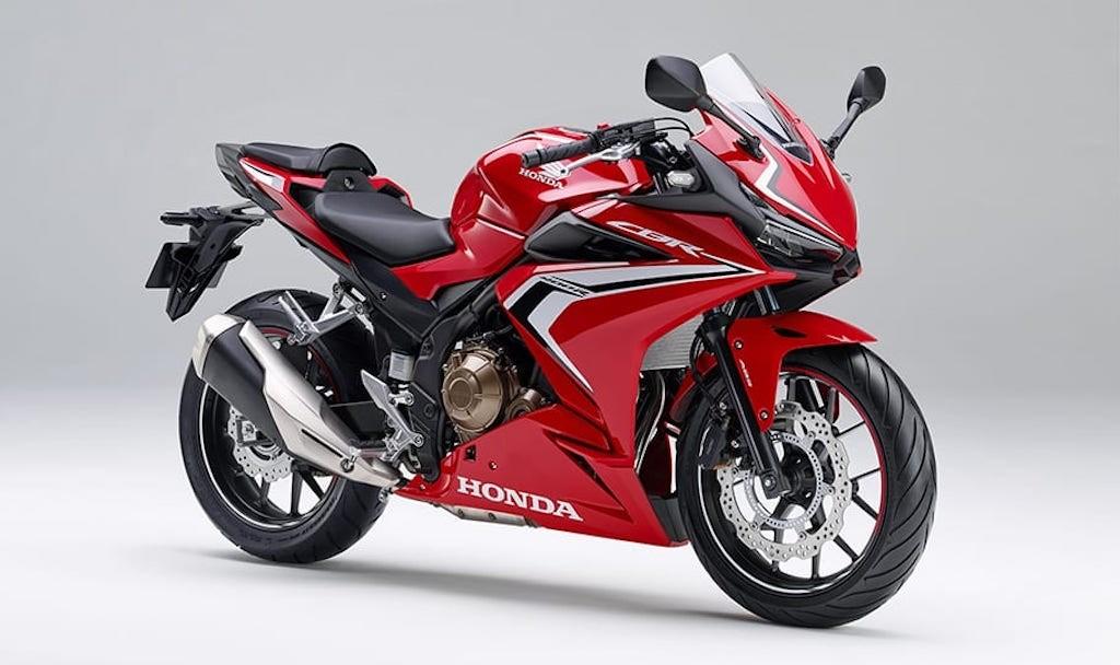 Thiết kế Honda CBR400R 2019 thừa hưởng từ Honda CBR1000RR Fireblade