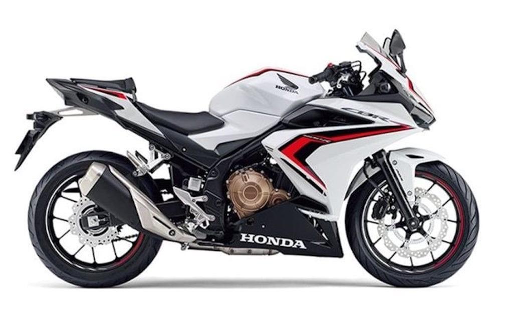Honda CBR400R 2019 màu Trắng