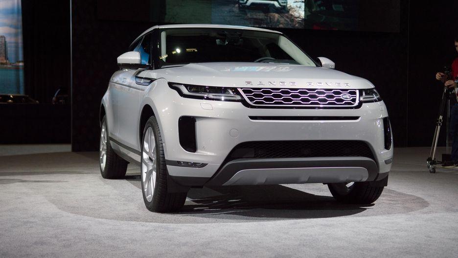 Range Rover Evoque 2020 có giá từ 42.650 - 55.800 USD tại Mỹ