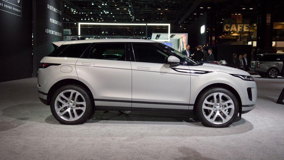 Range Rover Evoque 2020 có 5 bản trang bị tại Mỹ