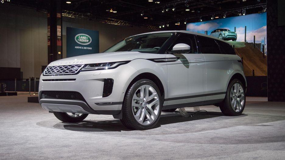Range Rover Evoque 2020 chỉ được cải tiến nhẹ trong thiết kế