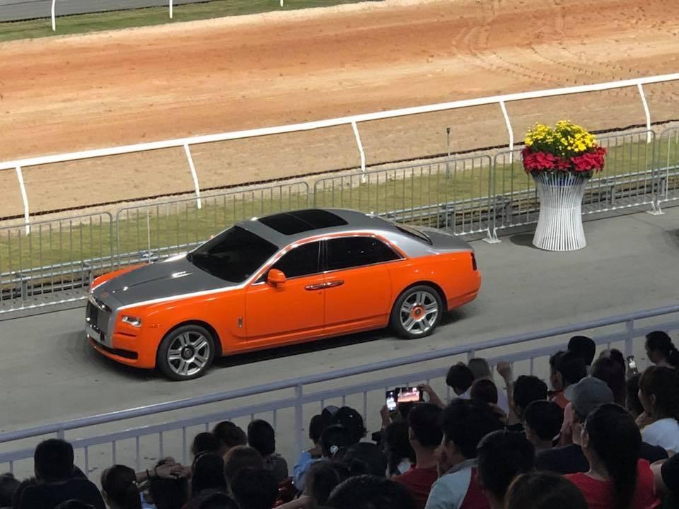 Rolls-Royce Ghost Series II của ông chủ Đại Nam