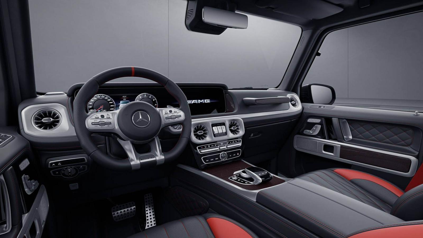 Mercedes-AMG G63 Edition 1 nhập ngoài đang được chào bán hơn 12,1 tỷ đồng