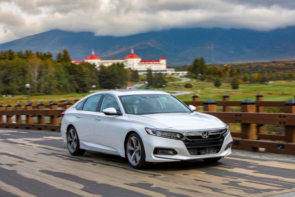 Honda Accord đã bị dừng nhập khẩu từ cuối năm 2018 để chờ phiên bản mới được đưa về