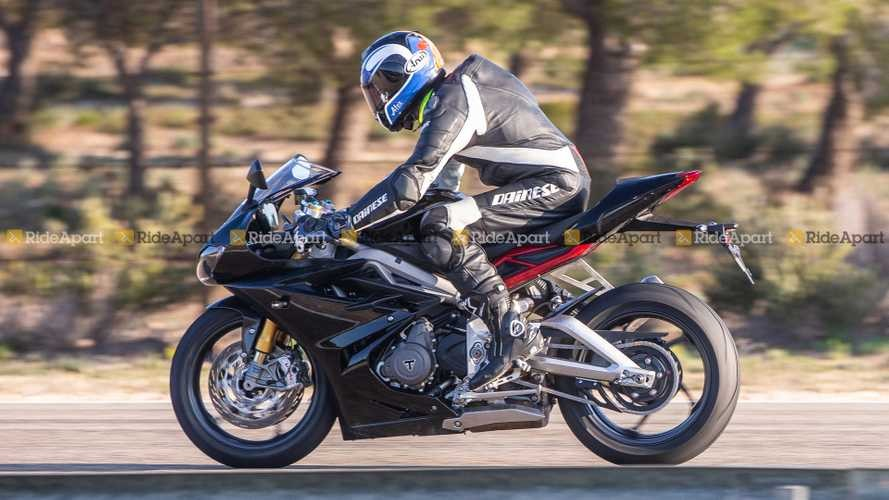 Triumph Daytona 765 vẫn mang thiết kế supersport, cạnh tranh ở phân khúc sport bike hạng trung