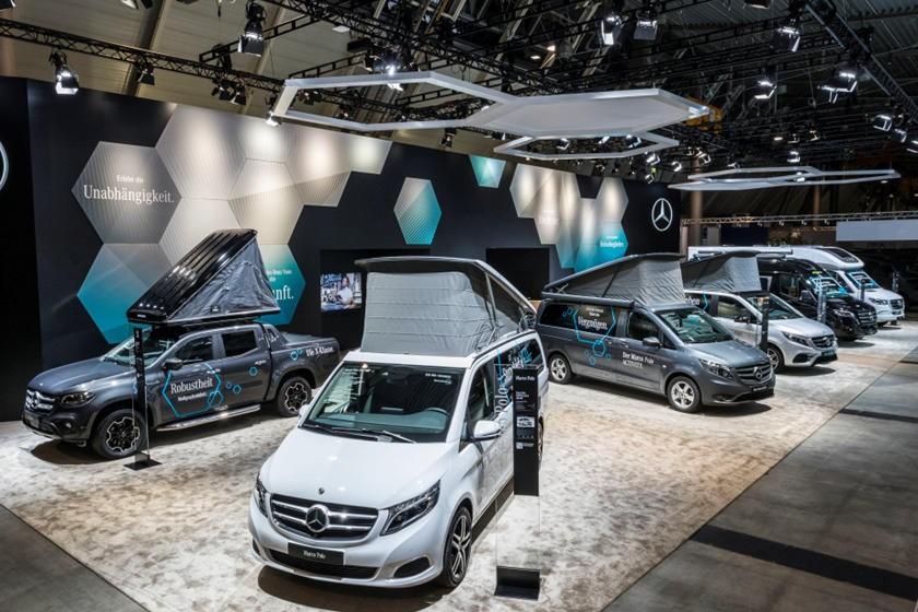 Daimler AG mới đây đã đăng ký bản quyền sở hữu cho 4 tên gọi thuộc O-Class