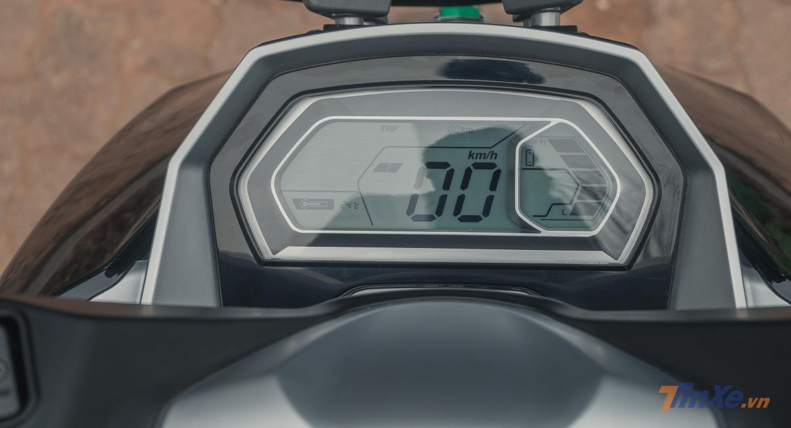 Đánh giá xe máy điện Pega NewTech